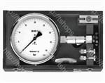 Test Pressure Gauges with Bourdon Tube in Case MAN-FG1B