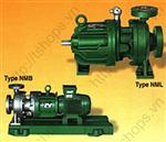 Sealless Magnetic Driven Centrifugal Pumps type NM